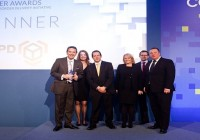 DPD UK Wins Service Awards