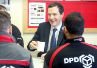 DPD Marks Chancellor's Visit With New £150m Jobs Pledge