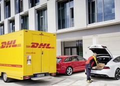 Audi Pilots New 'Car Boot' Parcel Delivery Service