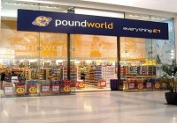 Poundworld Announces Parcel Delivery Prices as it Launches Online Store