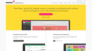 Kong Home Page
