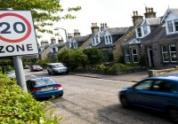 Plans To Impose A 20mph Speed Limit Across Most Of Edinburgh