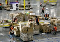 Amazon.com will begin competing directly with UPS, FedEx and DHL