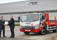 Isuzu Truck (UK) Ltd and TVS Supply Chain Solutions celebrate 20 years of Collaboration