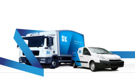 DX boosts delivery fleet's security and green credentials