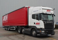 AKW Global Logistics teams up with Intelligent Telematics for 3G vehicle camera solution