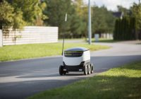 Cities in UK, Germany and Switzerland to experience robotic local delivery