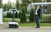 Delivery Wars: This IS the Droid You're Looking For