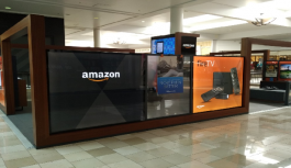 Amazon pop-ups to pop up in UK?
