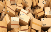 How can delivery companies use technology to prevent lost parcels?
