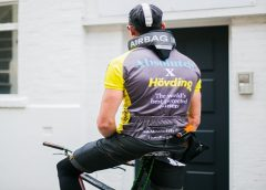Absolutely And Hövding Join Forces To Improve London Courier Cycling Safety