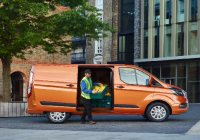 New Ford Transit Custom Enhances Appeal