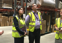 MP Welcomes Arrowxl As Warehouse Expansion Boosts Local Economy