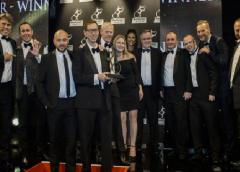 Hermes Displays Excellence To Scoop Top Award