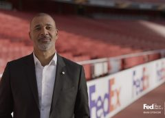 FedEx Names Ruud Gullit as Ambassador of  UEFA Europa League Sponsorship