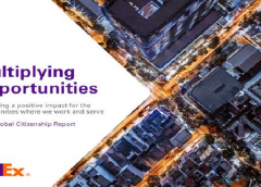 FedEx Releases 2018 Global Citizenship Report