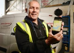 Transport Management Technology Drives Down Courier's Costs