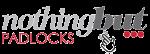 Nothing But Padlocks logo
