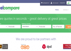 Booking a courier? No printer required, says ParcelCompare