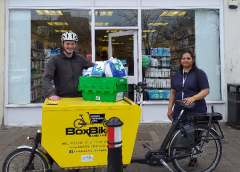 £2m Last Mile Delivery Ecargo Bike Grant Fund Available