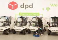 Fleet-cleaning partnership helps DPD polish zero-emission credentials