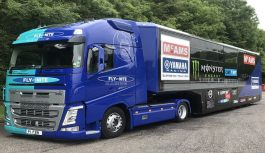 Fly By Nite harmonise compliance with TruTac and Volvo Trucks