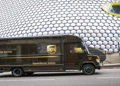 UPS introduces new line of range-extended electric vehicles in UK