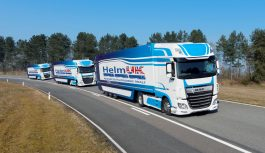 VisionTrack provides video telematics expertise to UK's HGV platooning trial