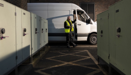 BT's smart delivery lockers drive engineer efficiencies for Calor