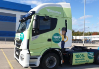 Hermes Increases 'Green Fleet' As Part Of Ongoing Sustainabilty Drive