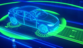 Research team at Fraunhofer IPMS develops scanning eye for autonomous driving