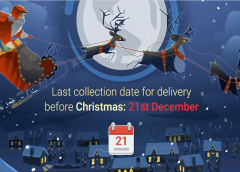 Many Retailers' Final Christmas Order Dates are Earlier This Year