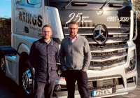 Bristol Haulage Firm On Track For Growth