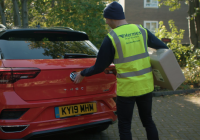 Hermes And Volkswagen Partnership Announced In UK First