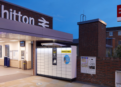 InPost partners with South Western Railway to offer contact-free collections and returns