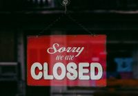 An October 'circuit breaker' second lockdown will turn the lights out permanently on an extra 5,000 stores
