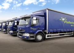 Swindon-Based Haulier Les Smith Joins Palletways
