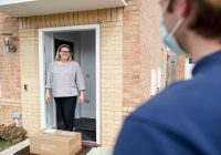 New Covid 'red alert' plans: Britain's couriers prepare once more for the front door to become the front line