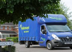 Palletways UK Launches Industry-First Palletised Freight Product For Home Deliveries