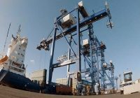ABP Humber announce the completion of the £50 million investment in their Humber Container Terminal