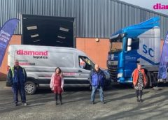 Diamond Logistics offers extended network to online retailers for same day delivery in the UK