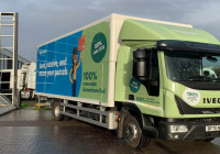 Hermes Leads New CNG Vehicle Trials