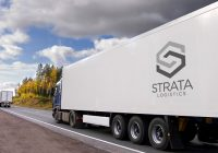 Connected fleet management boosts mpg by 12 per cent for Strata Logistics