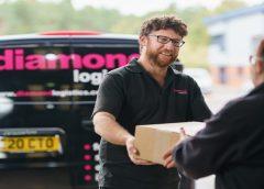 Diamond Logistics wins Crown Commercial Service supplier status