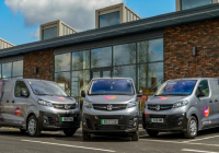 Mitie drives fleet past 1,000 EVs with first zero emission large van