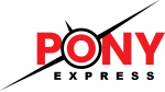 Pony Express Couriers Logo