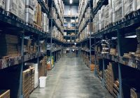 How can ecommerce companies cope with warehouse demand within Covid restrictions?