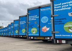Hermes UK help raise awareness of its charity partner Emmaus